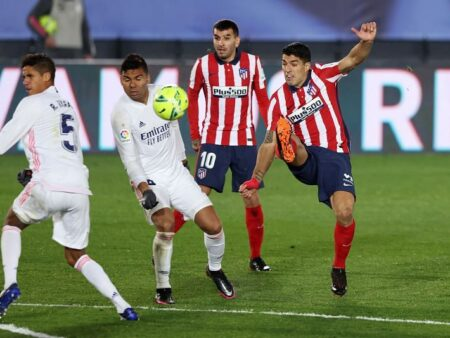 07/03/2021 – Atletico Madrid vs Real Madrid Predictions